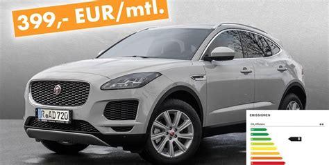 jaguar e pace kaufen jaguar e pace s leasing angebot f 252 r 399 im monat mit 2 500 e anz