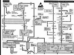 1991 Oldsmobile Cutlass Ciera Wiring Diagram