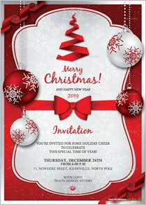 christmas invitation template 26 free psd eps vector ai word format download free