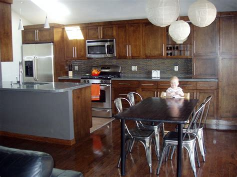 kitchen countertop makeover concrete kitchen countertops pictures ideas from hgtv 1009