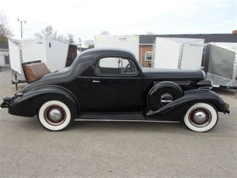 Buy Used 1936...buick Century Sport Coupe In Monroe