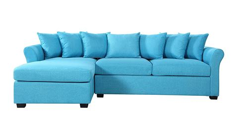 Loveseat With Chaise Lounge by Sofa With Reversible Chaise Lounge Home Furniture Design