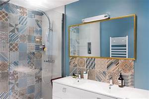 Carrelage motif ancien salle de bain carrelage idees for Carrelage salle de bain ancien