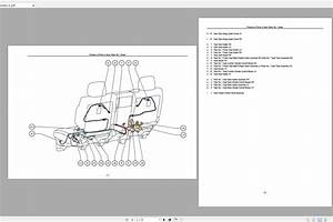 Lexus Lx570 2017  Usa  Electrical Wiring Diagram
