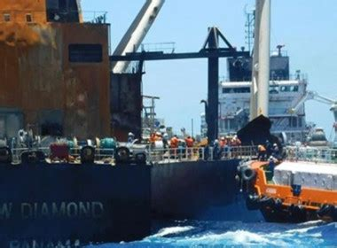 Charterer claims VLCC New Diamond to be towed to UAE as ...