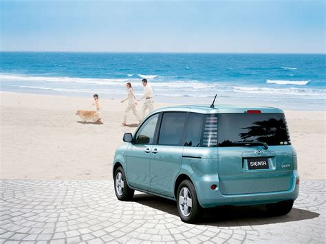 Toyota Sienta Modification by Toyota Sienta Technical Specifications And Fuel Economy