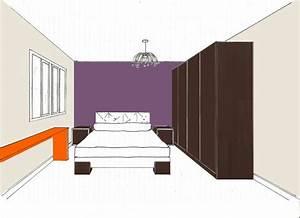 chambre couleur prune palzoncom With nuancier couleur peinture murale 17 80 idees dinterieur pour associer la couleur prune