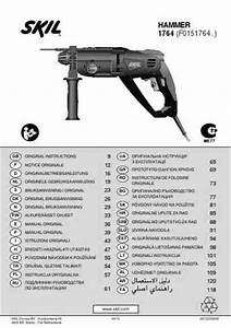 Skil 1764 Tools Download Manual For Free Now