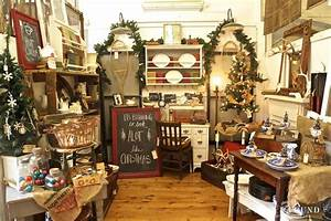 Antique, Company, Mall, Vintage, Christmas, Tour