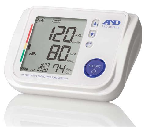 Amazon.com: Lifesource UA-1020 Premier Blood Pressure