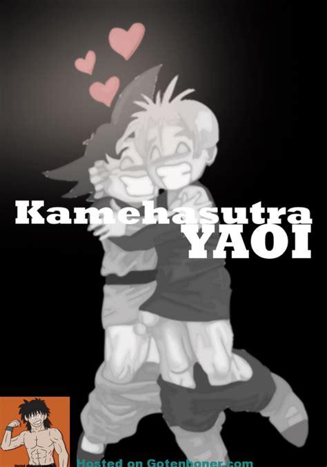 kamehasutra 2 color kamehasutra yaoi comic goten x trunks goten