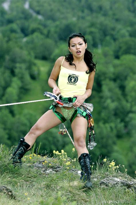 Adventure Sports And Sex With Slutty Asian Pornstar Lady Mai At XXXSexPic