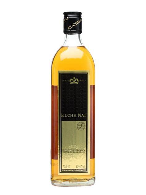 kuchh nai blended whisky  whisky exchange