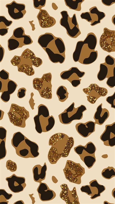 Glitter Animal Print Wallpaper - glitter animal print wallpapers www imgkid the