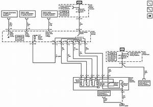 2003 Buick Rendezvous Wiring Diagrams