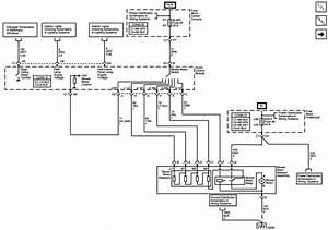 2003 Buick Rendezvous Wiring Diagrams