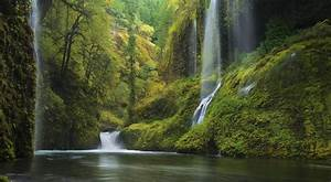 Landscape, River, Waterfall, Forest, Wallpapers, Hd, Desktop, And, Mobile, Backgrounds