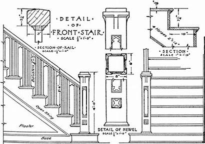 Stair Stairs Timber Screen Sliding Clipart Etc