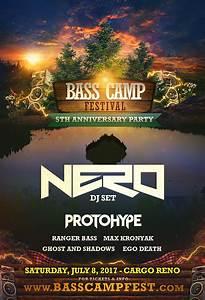 Bass Camp's 5th Anniversary feat NERO Tickets, Sat, Jul 8 ...