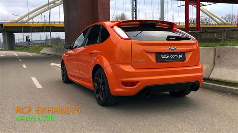 ford focus mk2 st ford focus st 2 5 mk2 rcp turbo back exhaust