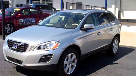 Dyer Volvo by 2013 Volvo Xc60 Premier Plus Package At Dyer Volvo