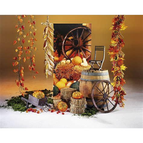 idee decoration vitrine automne