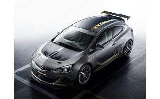 vauxhall astra vxr extreme review