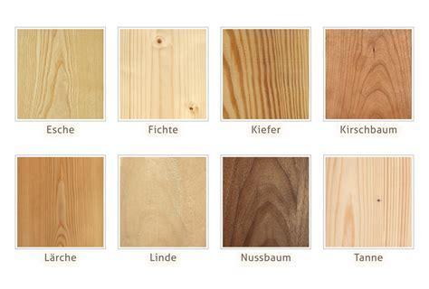 Welche Holzarten Gibt Es by Holzarten Eigenschaften Aussehen Und Herkunft