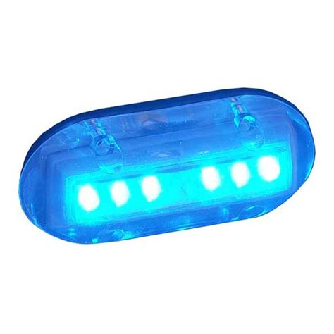west marine underwater led puck light blue west marine