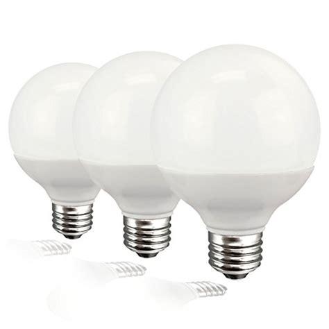 Bathroom Globe Light Bulbs by Tcp Decorative Globe Vanity Light Bulbs G25 E26