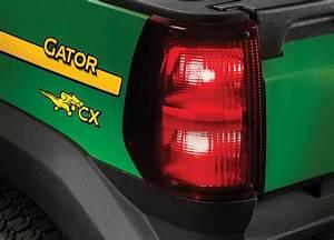 John Deere Brake  Tail Light Kit For Cx Lights  Signals Gator Utility Vehicles Attachments