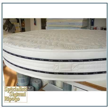 materasso rotondo materassi rotondi specialisti sistemi riposo