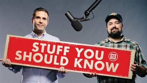 Stuff You Should Know...like, how to make a podcast ...