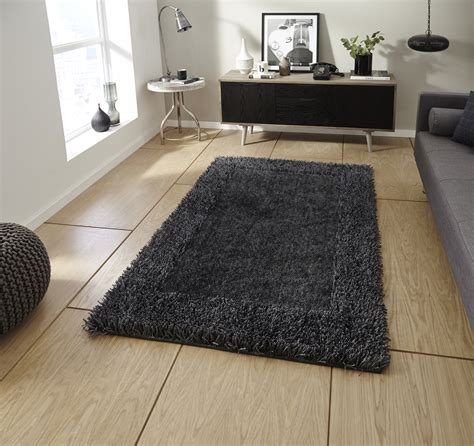 soft shaggy rugs soft shaggy pile rug tufted rectangle design