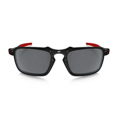 Shop oakley badman mens sunglasses | be the first to review oakley badman mens unfortunately oakley badman mens sunglasses is no longer carried by opticsplanet.you can also. Polarized Badman Scuderia Ferrari Sunglasses Dark Carbon OO6020-07