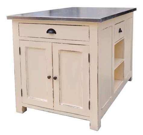 meubles de cuisine en pin meuble îlot centre de cuisine en pin massif