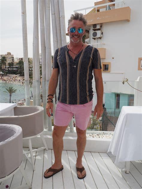 mens fashion ibiza  style traveller