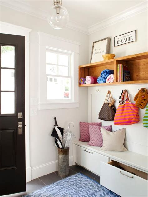 Declutter Your Entryway With These Tips Hgtv