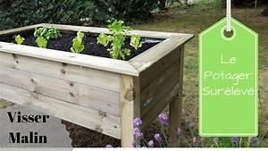 Comment Remplir Une Grande Jardinière : comment fabriquer un potager sur lev ep36 youtube ~ Melissatoandfro.com Idées de Décoration