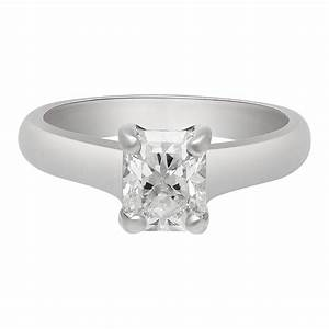tiffany co engagement ring 103 ct set in platinum With tiffany wedding ring set