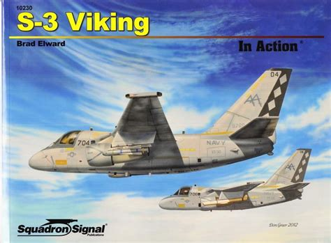 Review: S-3 Viking In Action | IPMS/USA Reviews