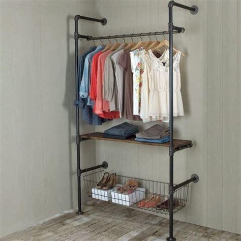 clothes storage diy