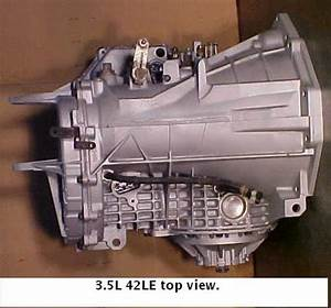 Chrysler Dodge 42le Automatic Transmission Rebuild Manual