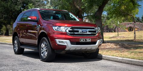 ford cars 2016 ford everest trend review caradvice