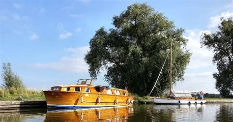 Boat Trip Norfolk Broads by Norfolk Broads Boat Hire Norfolk Broads Boating Holidays