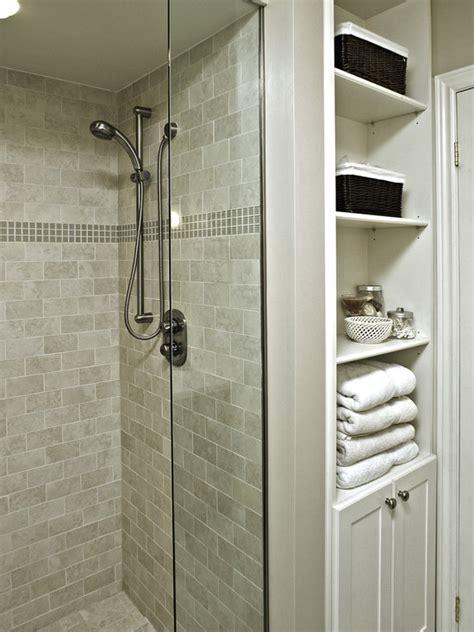 closet bathroom ideas built in linen closet idea small bathroom design pictures