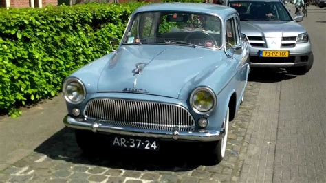 1960 Simca Aronde - YouTube