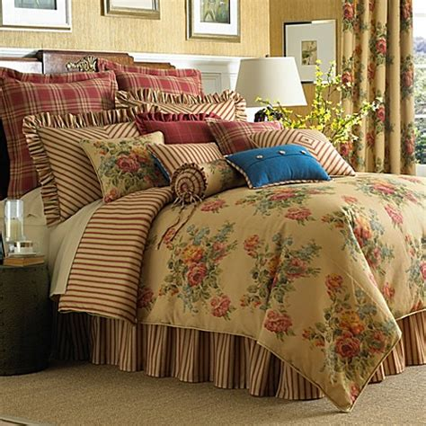 rose tree comforters tree hamilton bedding collection bed bath beyond