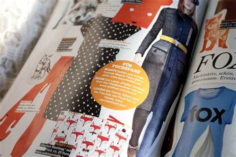 Foxy Im Couch Magazin