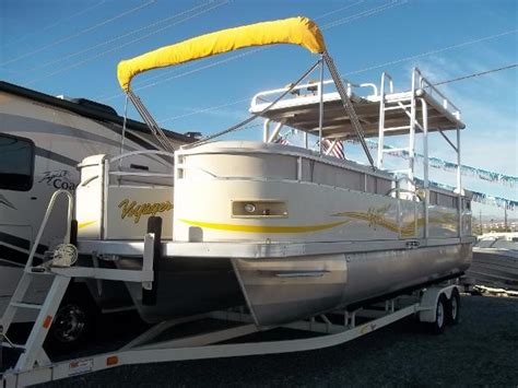 Used Voyager Pontoon Boats For Sale by Used Pontoon Voyager Boats For Sale Boats